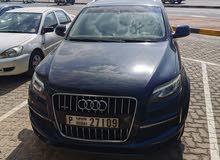 Audi Q7 Quattro S_Line