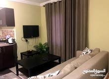 Fourth Floor  apartment for rent with Studio rooms - Amman city Khalda