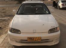 Honda Civic car for sale 1992 in Buraimi city