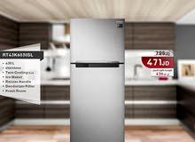 لحق حالك خصم 35% على ثلاجات سامسونج ذات التبريد الثنائي (Twin Cooling )