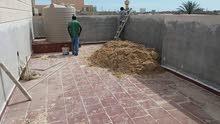 تكسيرصبة وبلاط حمامات ومطابخ وتكسيرلياسة وهدم جدران غرف  وترميم   بسعر مناسب