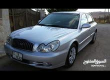 Automatic Silver Hyundai 2003 for sale