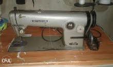 مطلوب ماكينة خياطة صناعية أصلية