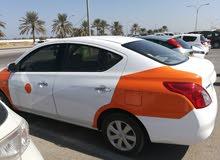 تاكسي تحت الطلب مع امكانية التعاقد الشهري خلال فترة المساء