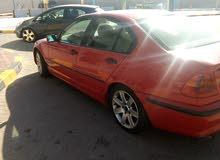 BMW 318 للبيع حالة ممتازة
