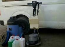 شركه أرض الخليج لخدمات تنظيف الفلل والشقق تنظيف شامل بالمكان