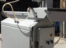 ماكينة جلخ شفرات رابوب صناعه سوريا مستعمل قياس مجدد بحالة جيده