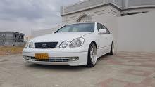 +200,000 km Lexus GS 2000 for sale
