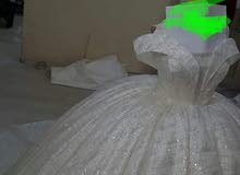 فساتين زفاف تركيه ملكيه جديدة للبيع