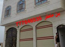 للبيع عماره حديثه ثلاثه دور 5 لبن حر في الحثيلي  قريبه جدا من شارع خولان