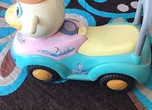 للبيع  عربة لعبة للاطفال