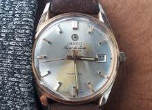 ساعة ماركة لانكو السويسرية