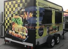 food truck for sale - عربة طعام للبيع