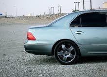 Green Lexus LS 2003 for sale
