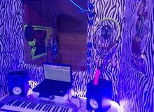 studio record Tanger
