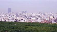 قطعة أرض في منطقة عمان الغربية للببع قرب الظهير منطقة حجار النوابلسة طريق المطار