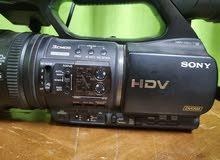 كاميرا فيديو احترافية Sony HVR-Z5E