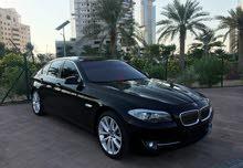Black BMW 535 2011 for sale