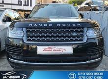 2015 Range Rover vogue HSE