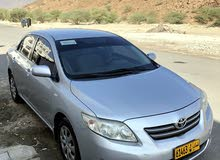 Used condition Toyota Corolla 2009 with  km mileage