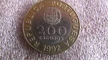 عملة برتغالية قديمة و جميلة...