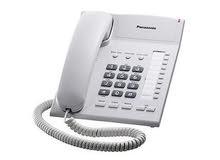 تلفون ارضي جهاز هاتف KX-TS820 Panasonic