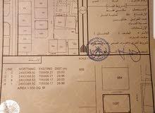 أرض في أبو قلع ثاني خط من الشارع القار قريبه مسجد جسار مفتوحه ثلاث جهات