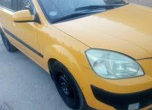 Kia Rio 2008 For sale - Yellow color