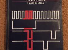 كتاب لطلبة كلية الهندسة قسم هندسة حاسب أو قسم الهندسة الكهربائية في مادة أختيارية بعنوان