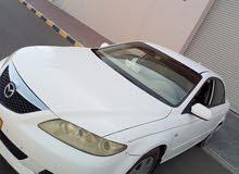 للبيع مازدا 6  موديل2002