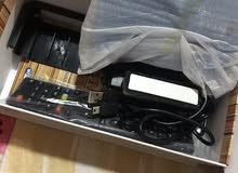 جهاز ستلايت للبيع ماركة istar Hd +كامة وعدسه لاصقه