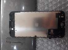 شاشة أيفون 7 مفكوكه من جهاز الأصلية