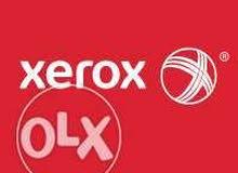 صيانة ماكينات تصوير زيروكس - xerox