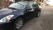 Nissan Altima 2010 For sale - Black color