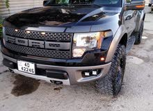 Ford Raptor 2010 - Automatic