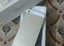 Apple 5s نضيف يحتاج بورد قابل البدل اقرأ التفصيل الزرقاء 36