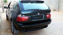 Green BMW X5 2004 for sale