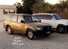 For sale 2004 Green Land Cruiser