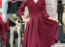 فستان سهرة تركي