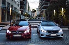 For rent a Mercedes Benz E 200 2016
