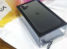 Model iPhone 11 Pro Max 256  green