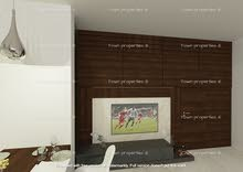 3BR in Raha loft below original price. fully furnished  Corner unit