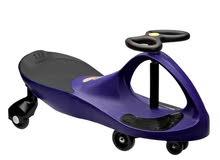 purple plasma car