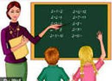 تعليم الاطفال القراءة والكتابة ومتابعتهم في جميع المواد ومساعدتهم في حل الواجبات