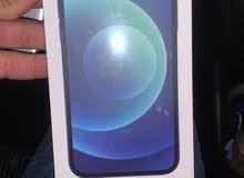 ايفون 12العادي الذاكره 64 التلفون جديد