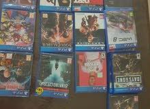 ps4 games بيع او بدل sale or swap