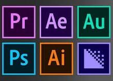 مونتاج اعلانات وفيديوهات على برامج Adobe