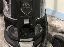 جهاز ريمبو تقنة جو للغسيل والكنس بالاضافه الي جهاز غسيل للستار والكنب