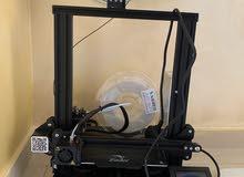 3 D printer طباعة 3 ابعاد