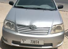 Toyota Corolla 1.8L 2005 Model